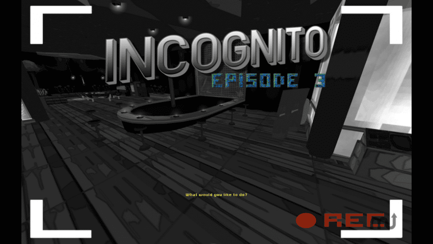 Incognito: Episode 3 for Mac - review, screenshots