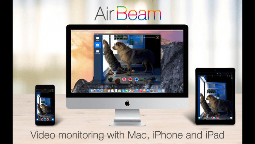 AirBeam for Mac - review, screenshots