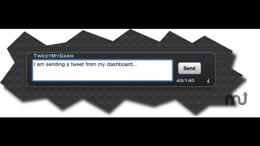 TweetMyDash for Mac - review, screenshots