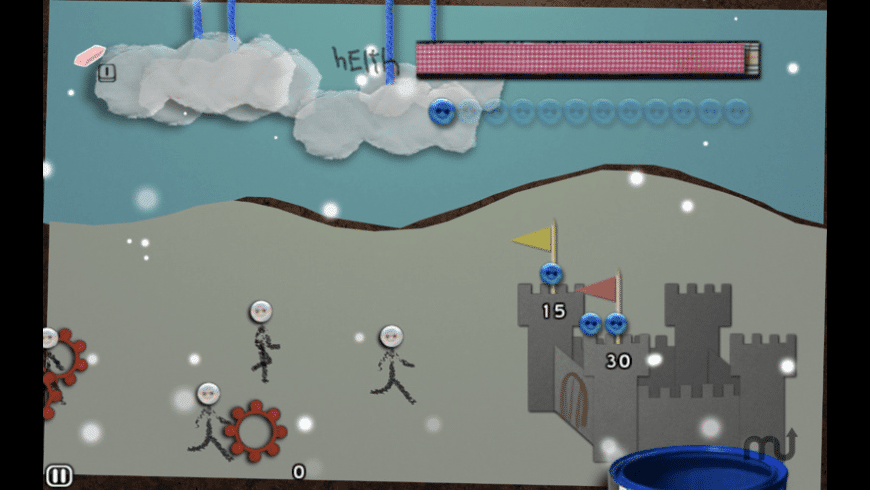 Defend Your Castle for Mac - review, screenshots