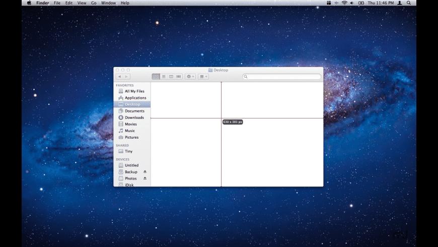 PixFit for Mac - review, screenshots