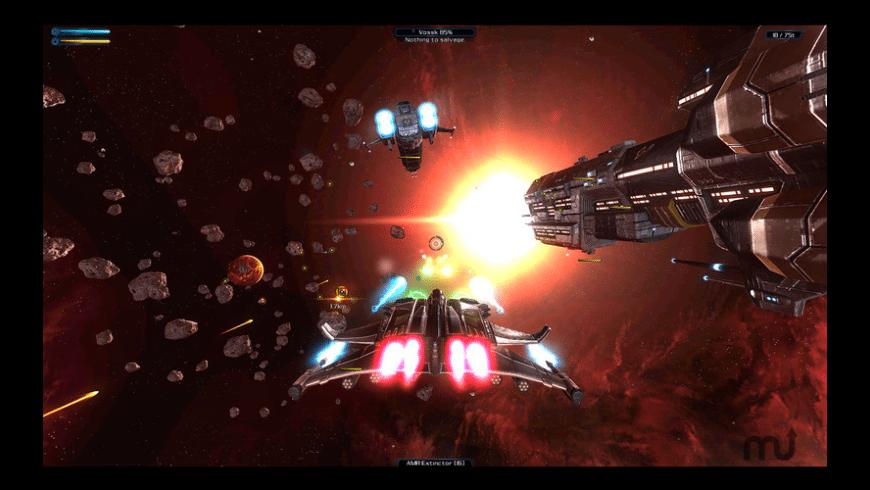 Galaxy On Fire 2 for Mac - review, screenshots