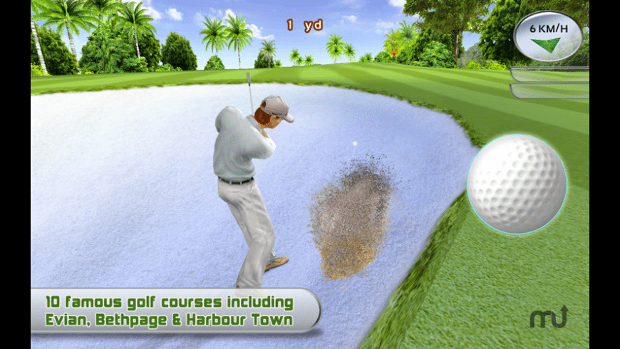 Real Golf 2011 for Mac - review, screenshots
