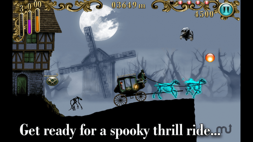Spooky Hoofs for Mac - review, screenshots