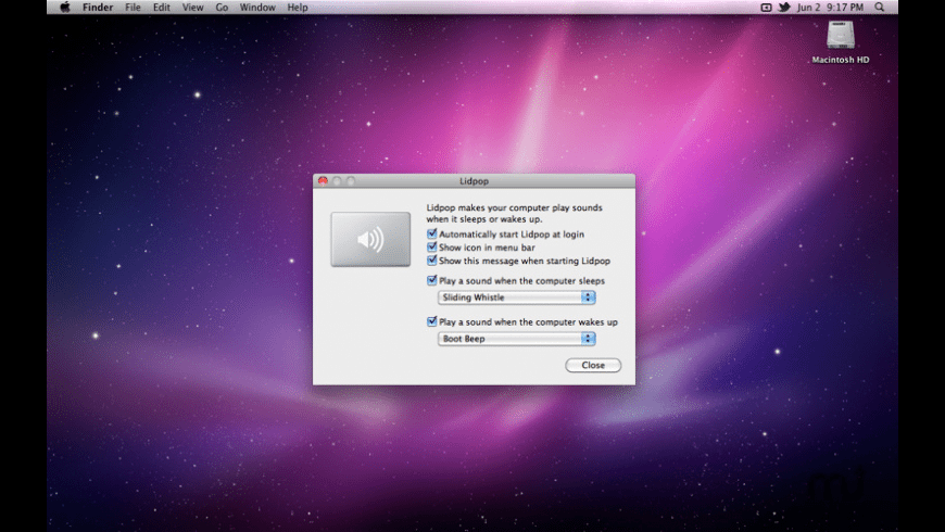Lidpop for Mac - review, screenshots