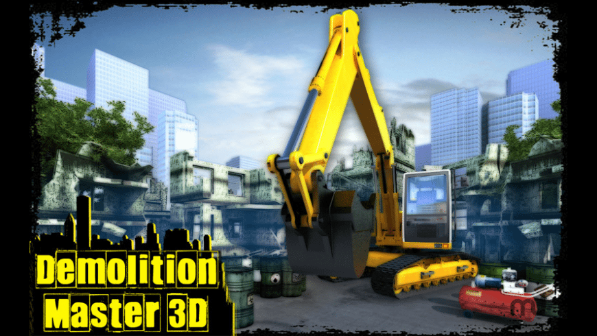 Demolition Master 3D for Mac - review, screenshots