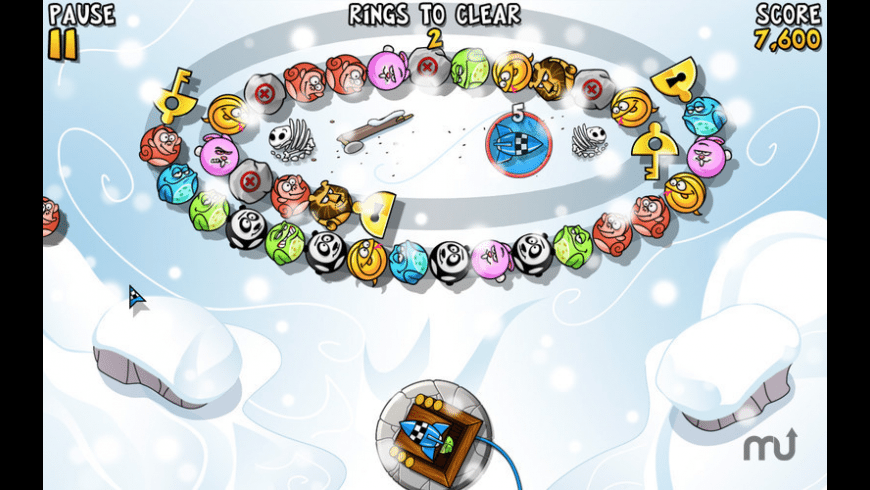 Riot Rings for Mac - review, screenshots