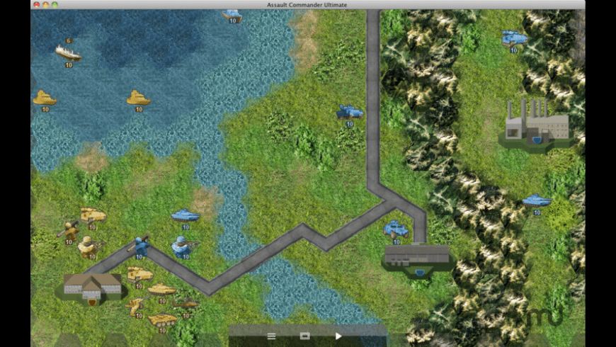 Assault Commander Ultimate for Mac - review, screenshots