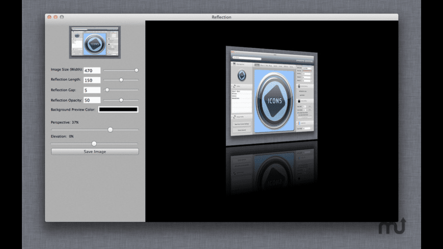 Reflection for Mac - review, screenshots