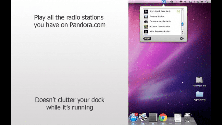 PandaBar for Mac - review, screenshots
