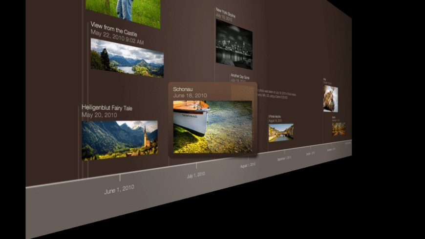 Easy Timeline for Mac - review, screenshots