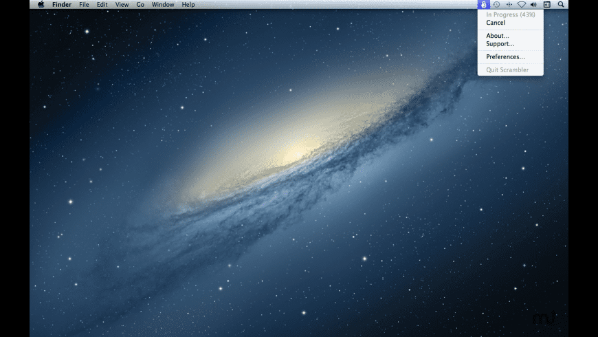 Scrambler for Mac - review, screenshots
