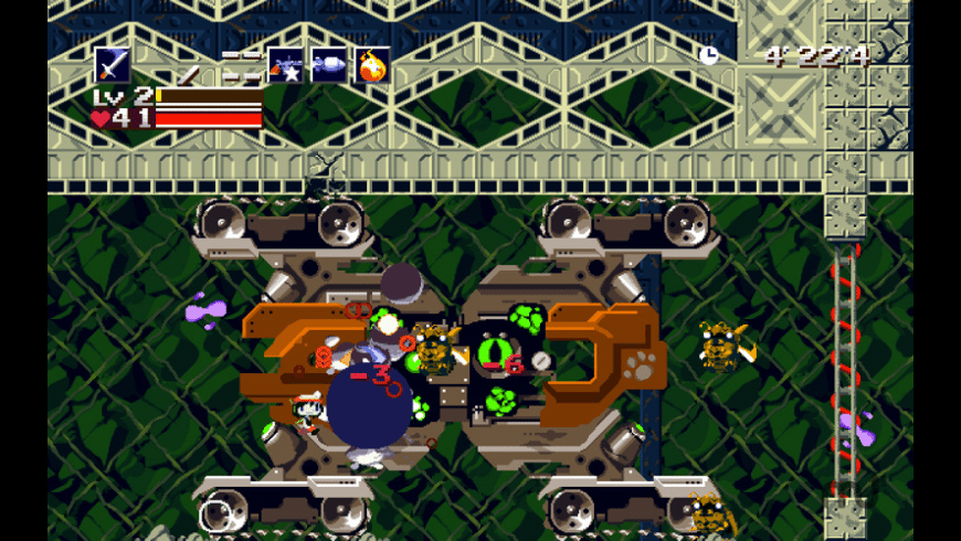 Cave Story+ for Mac - review, screenshots