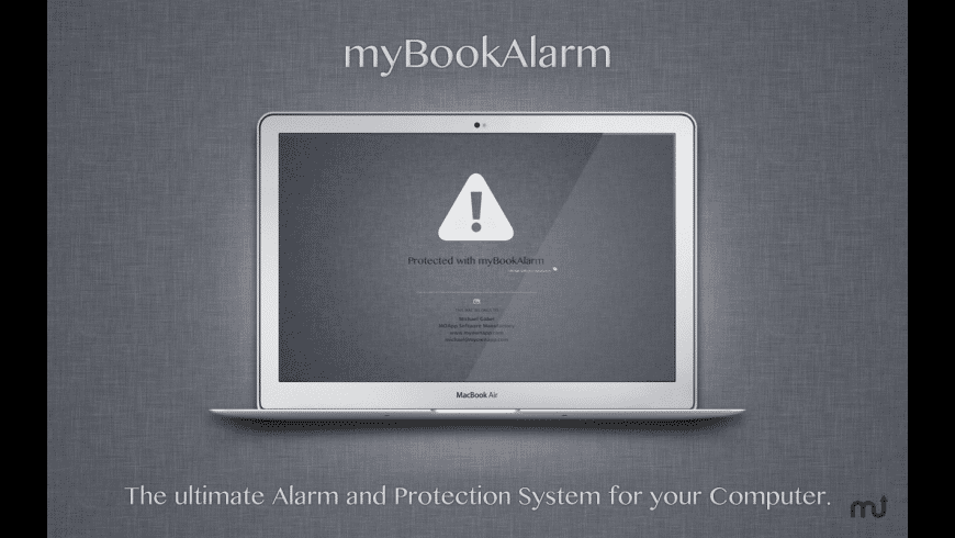 myBookAlarm for Mac - review, screenshots