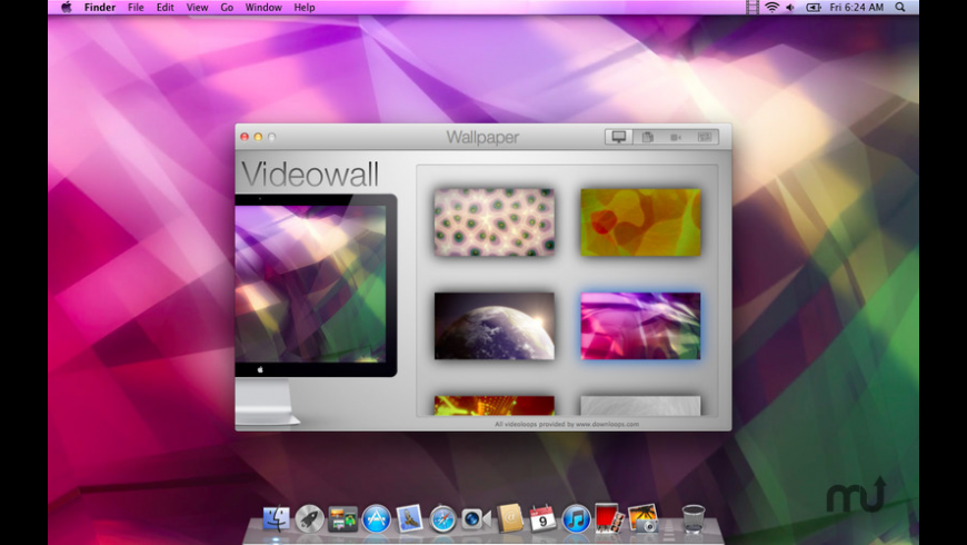 Videowall HD for Mac - review, screenshots