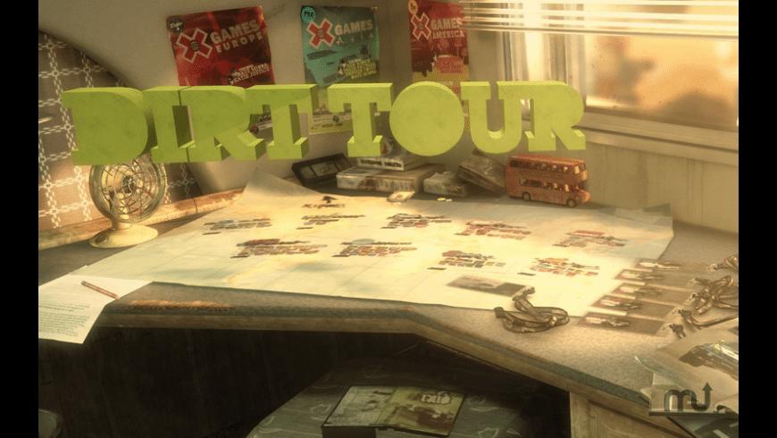 Colin McRae: DiRT 2 for Mac - review, screenshots