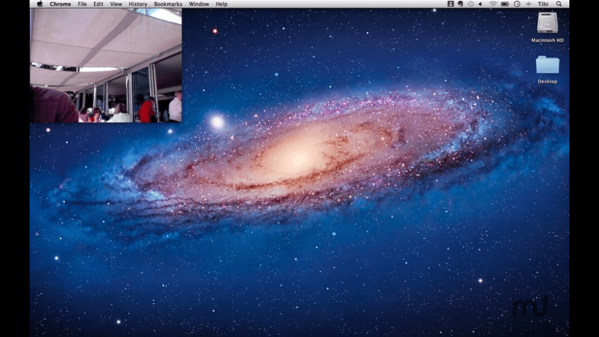 3rd Eye Mirror lite for Mac - review, screenshots