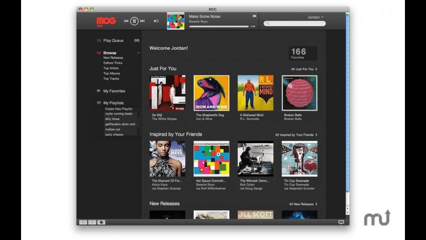 MOG for Mac - review, screenshots