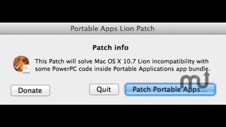 PAppsLionUpdate for Mac - review, screenshots