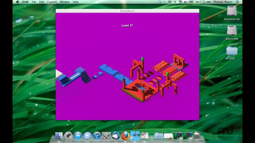 Marble World Desktop for Mac - review, screenshots