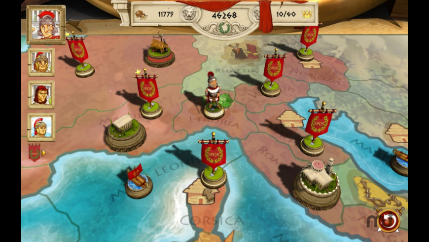 Tiny Token Empires for Mac - review, screenshots