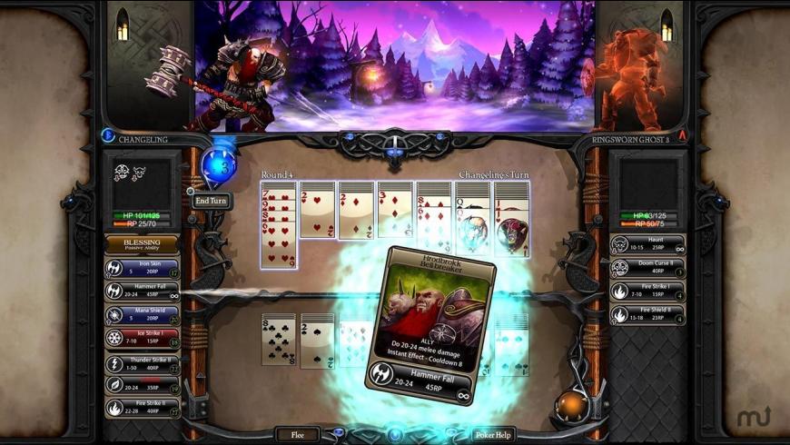 Runespell: Overture for Mac - review, screenshots