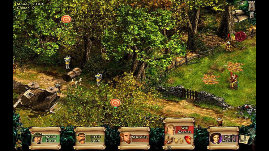 Robin Hood: The Legend of Sherwood for Mac - review, screenshots