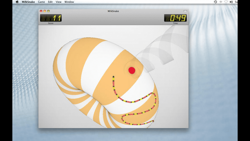 MilkSnake for Mac - review, screenshots