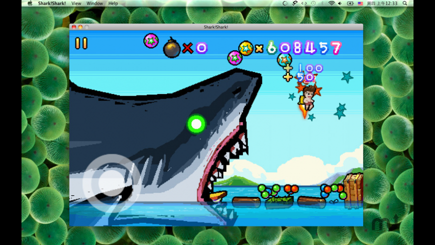 Shark! Shark! for Mac - review, screenshots