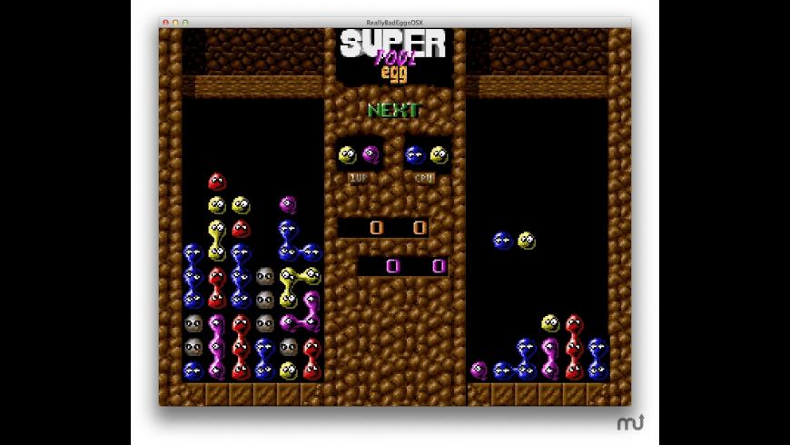 Super Foul Egg for Mac - review, screenshots