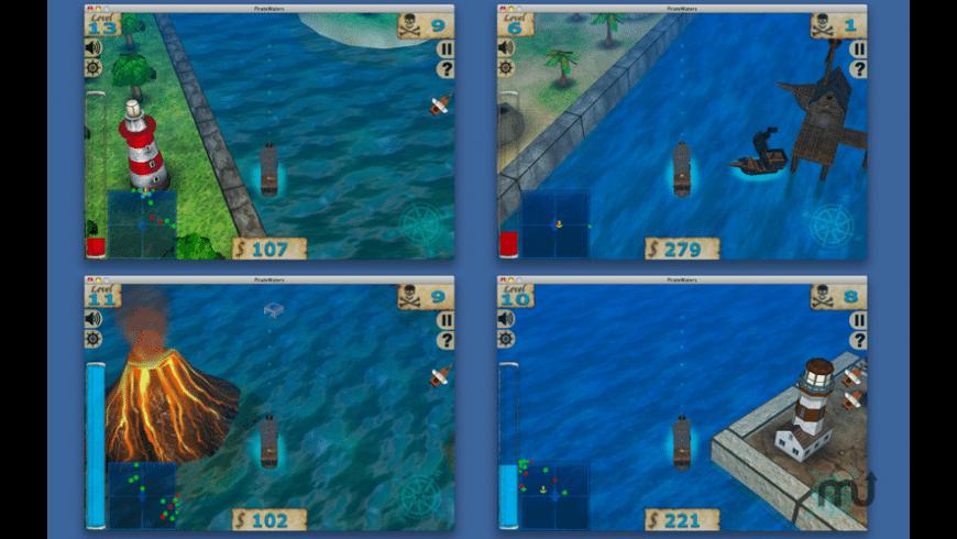 Pirate Waters for Mac - review, screenshots