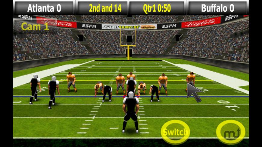 PSFootball for Mac - review, screenshots