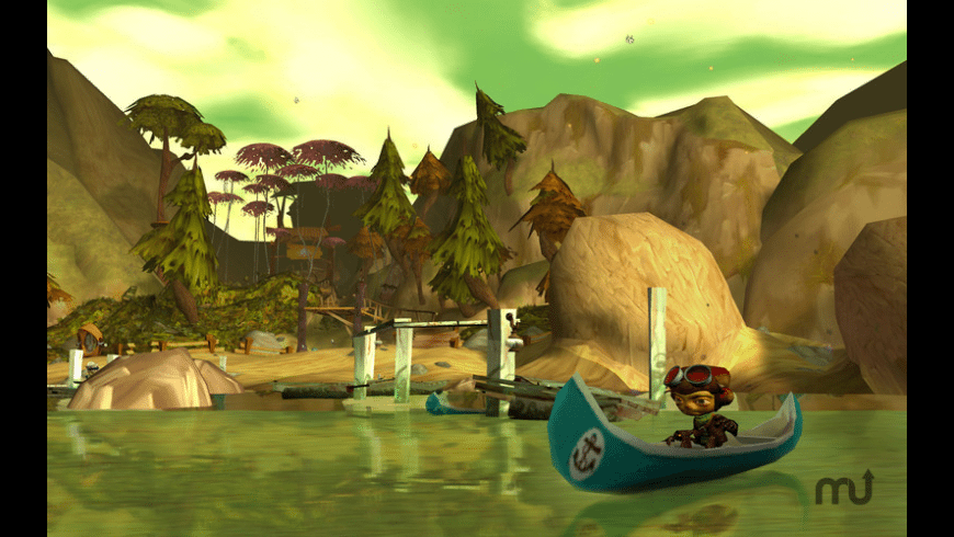 Psychonauts for Mac - review, screenshots