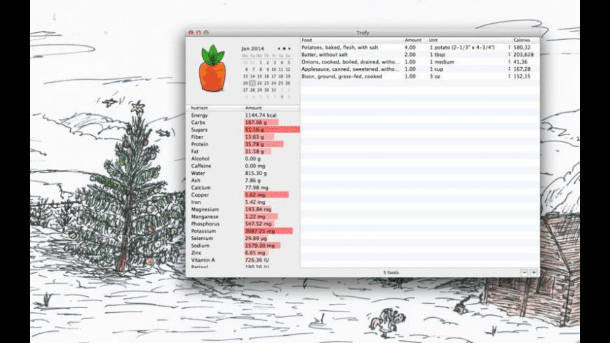 Trofy for Mac - review, screenshots