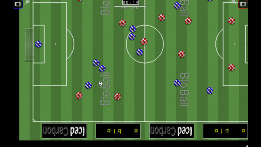 Blo-Ball Soccer for Mac - review, screenshots