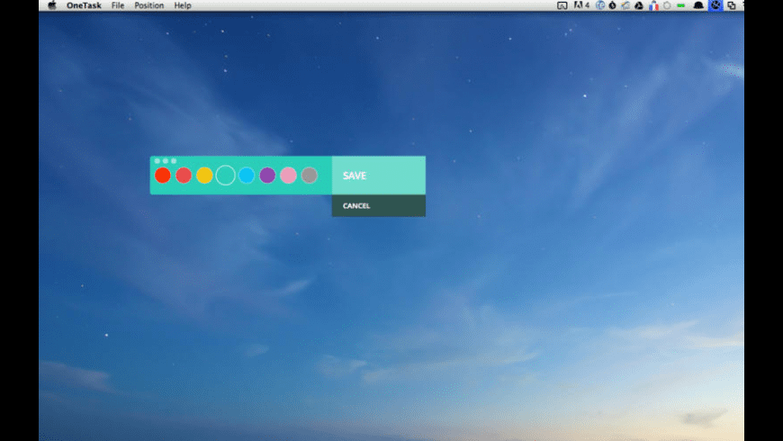 OneTask for Mac - review, screenshots