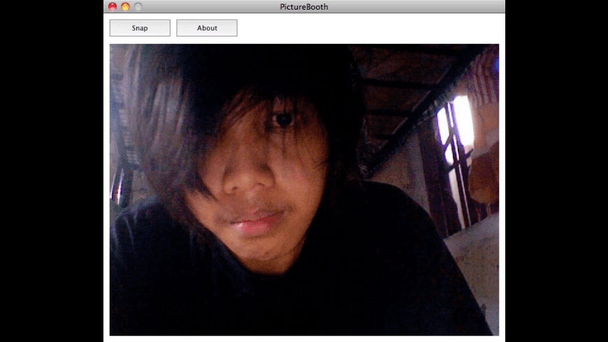 PictureBooth for Mac - review, screenshots