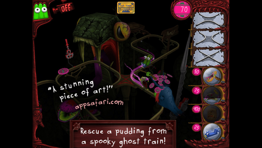 The Great Jitters: Pudding Panic for Mac - review, screenshots