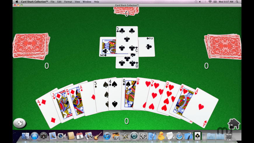 Card Shark Collection for Mac - review, screenshots