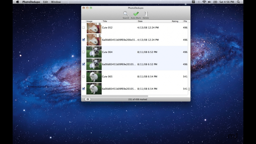 PhotoDedupo for Mac - review, screenshots