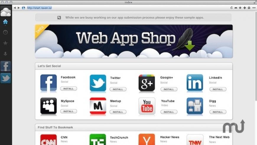 Robin for Mac - review, screenshots