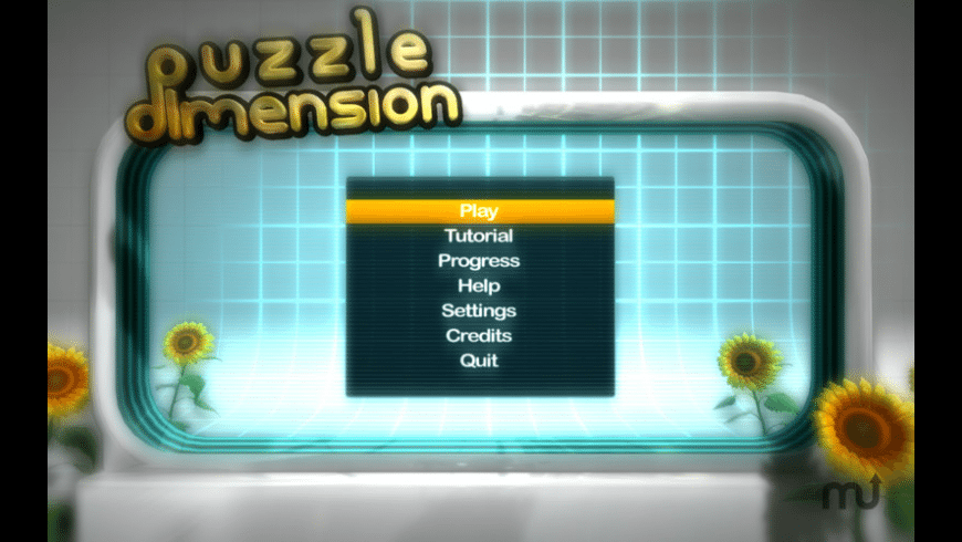 Puzzle Dimension for Mac - review, screenshots