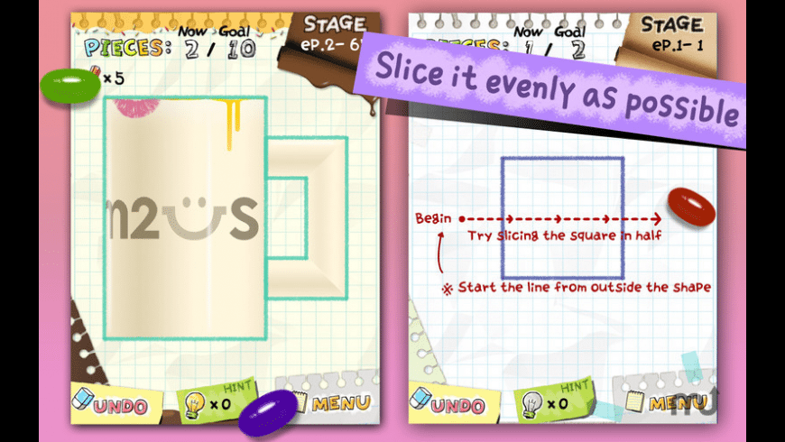 Slice it! for Mac - review, screenshots