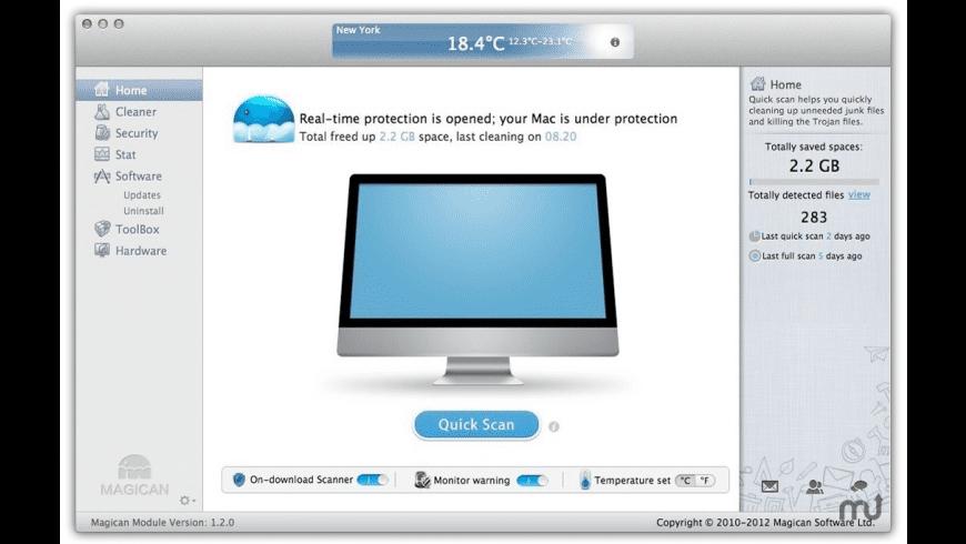 Magican for Mac - review, screenshots