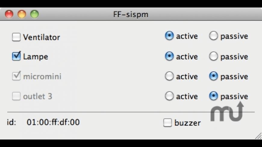 FF-sispm for Mac - review, screenshots