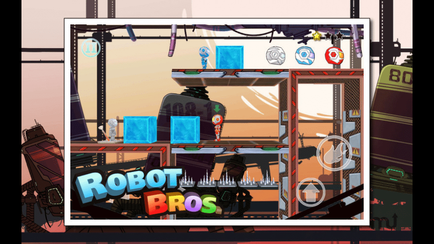 Robot Bros for Mac - review, screenshots