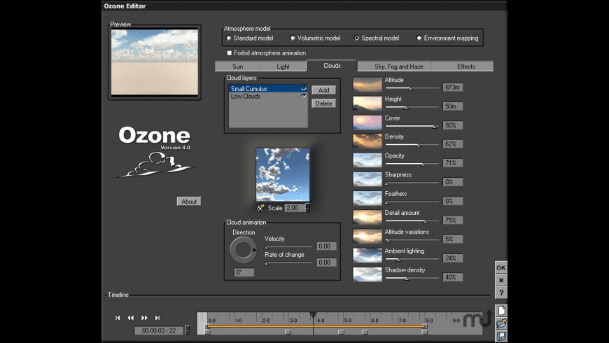 Ozone for Mac - review, screenshots