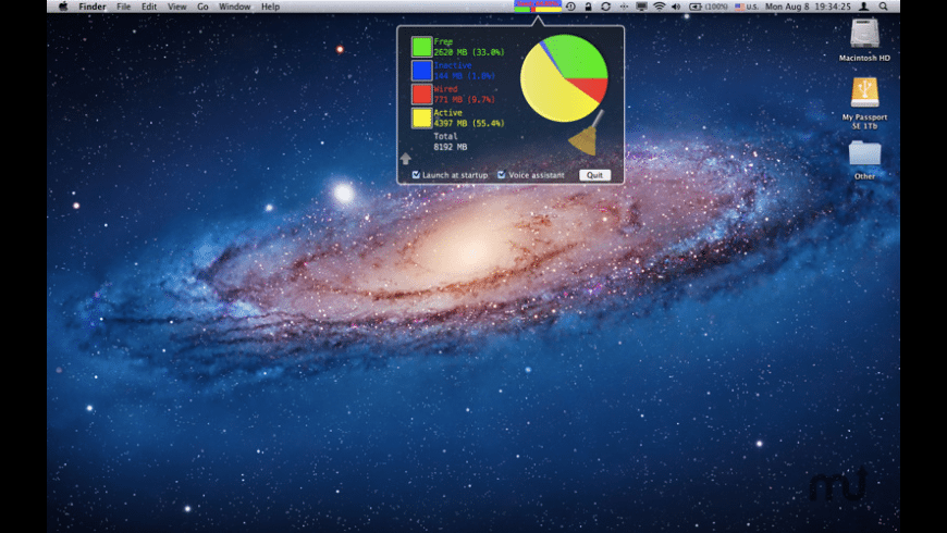 SmartRam for Mac - review, screenshots