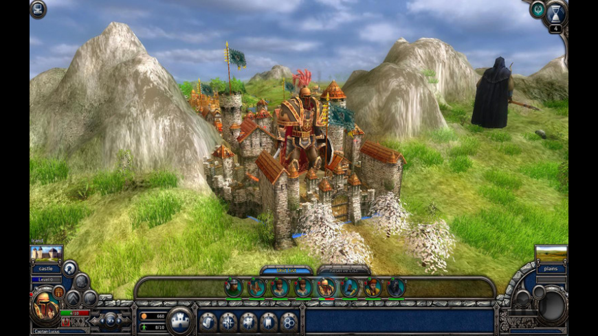 Elven Legacy Collection for Mac - review, screenshots