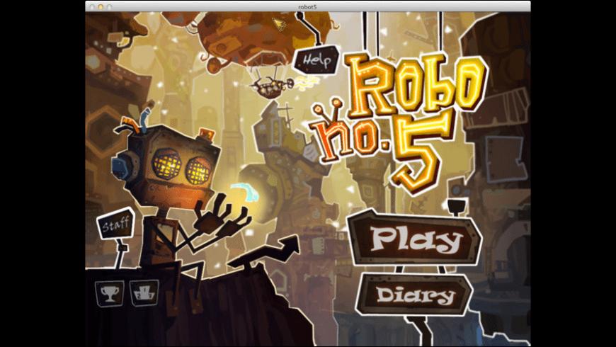 Robo5 HD for Mac - review, screenshots